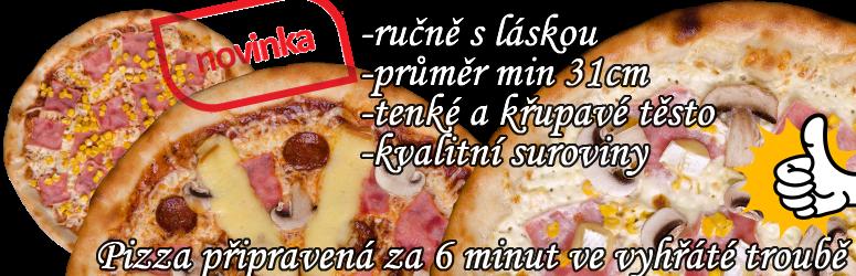 Luxusní Pizza